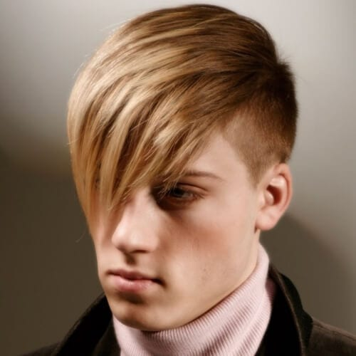short hair emo styles guys 50 cool hairstyles for guys hairstyles world 8996 | Hairstyles with Emo Bangs
