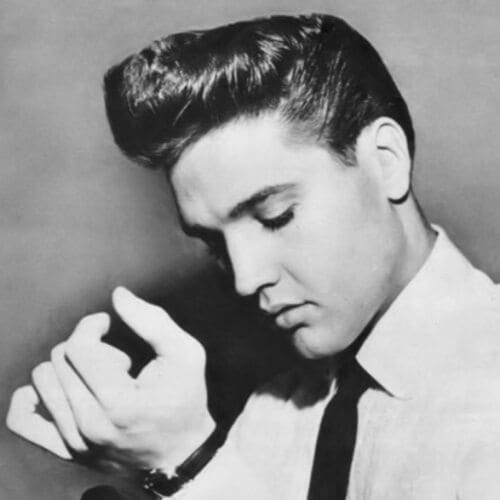 Timeless Pompadour Haircut