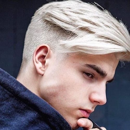 Undercut Haircut Hairstyle