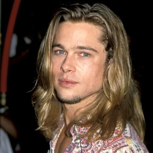 50 Diverse Brad Pitt Hairstyles For You To Try Men Hairstyles World