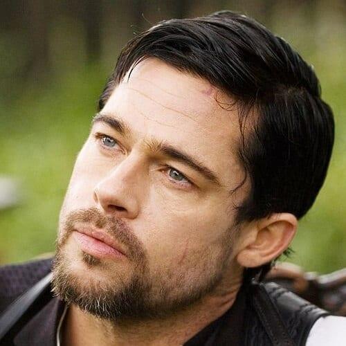 50 Diverse Brad Pitt Hairstyles - Men Hairstyles World