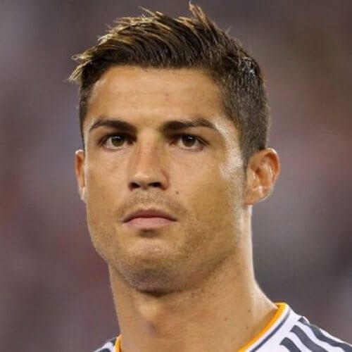 Ronaldo Layered Hairstyles