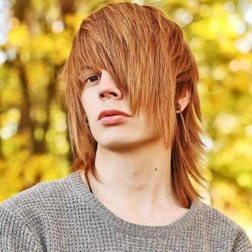 Skater Haircut with Long Layers