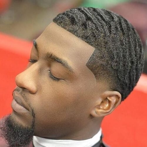 Deep Waves Haircut