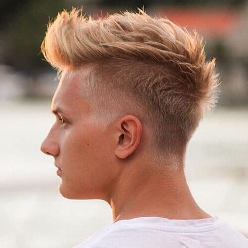 Faux Hawk Hairstyles