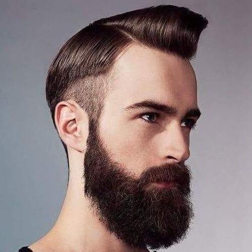 Front Curl Undercut