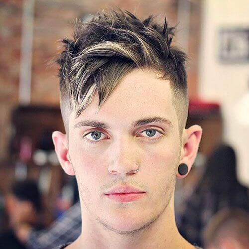 mens hair highlight styles 50 popular hairstyles for hairstyles world 3579