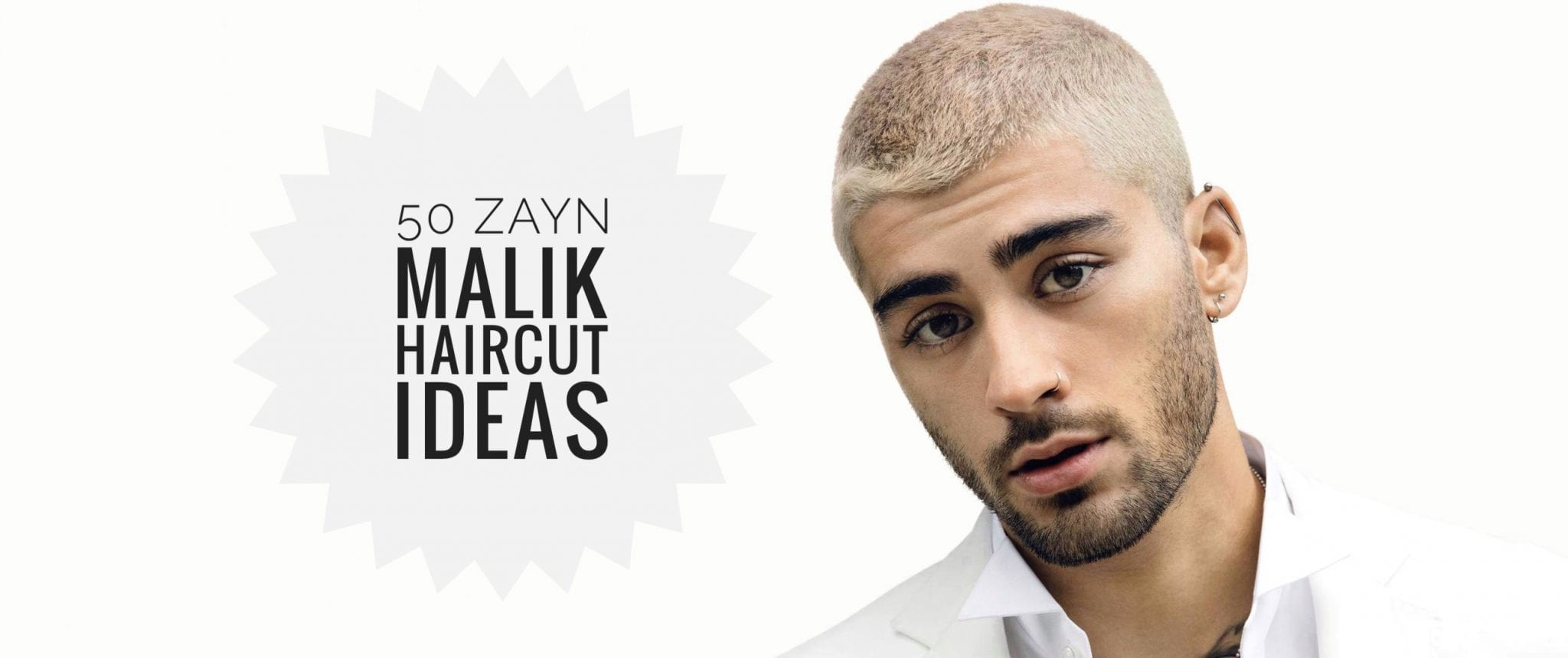 12 Zayn Malik Haircut Ideas to Be an Entertainer - Men Hairstyles