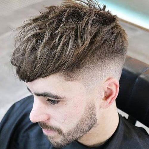 55 Undercut Hairstyle Ideas for Men - Men Hairstyles World