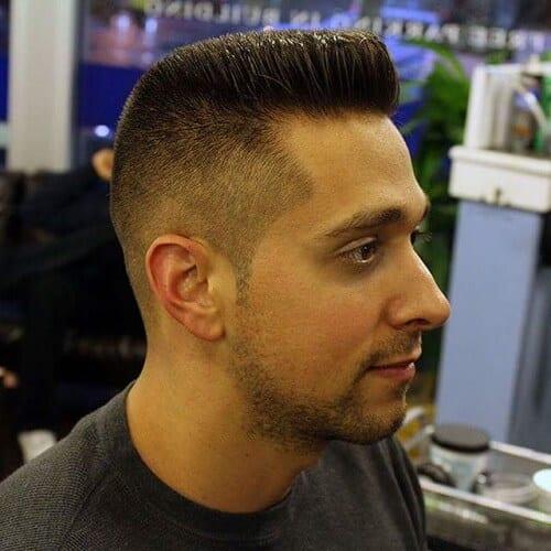 Modern Flattop Hairstyles