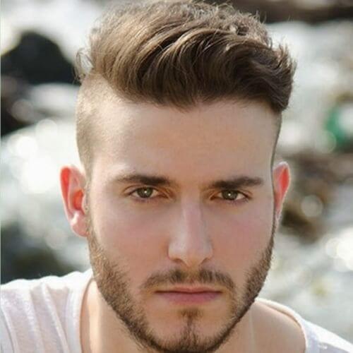 55 Cool Undercut Hairstyles for Men (Ideas+Video) , Men