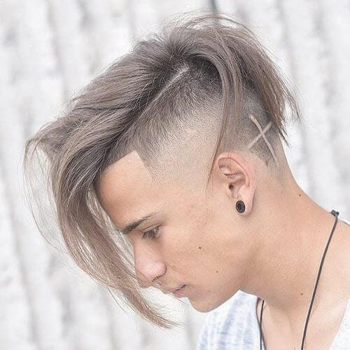 Shape Up Undercut Hairstyle Men