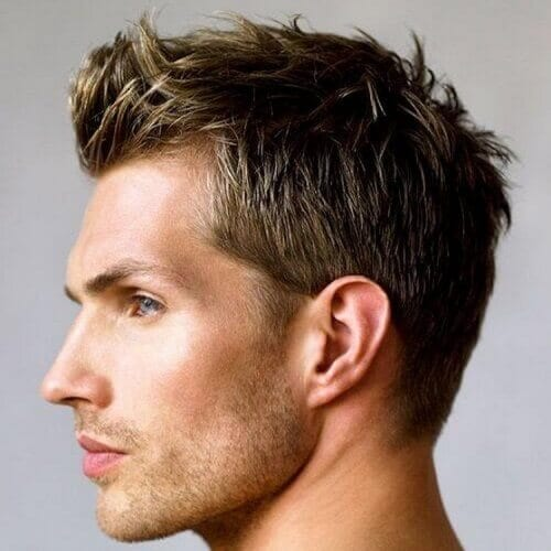 Short Popular Hairstyles for Men