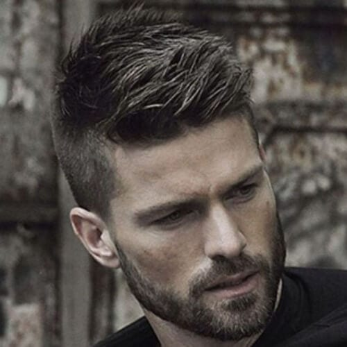 Spiky Modern Hairstyles for Men