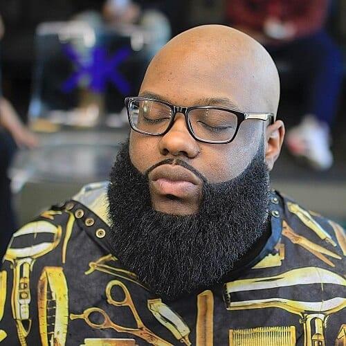 Afro Beards