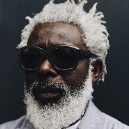 Afros for Older Men