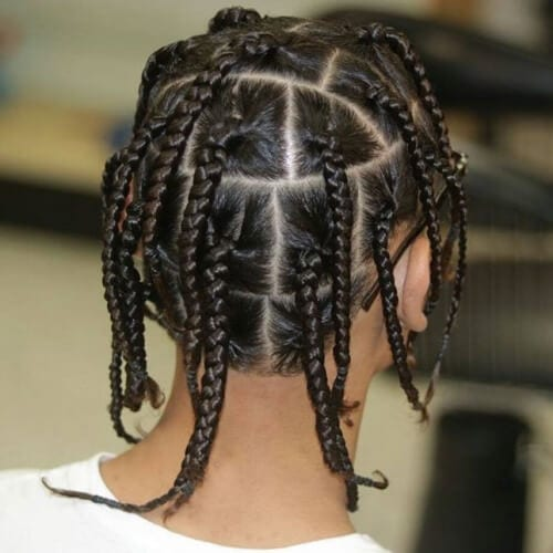 Fabulous 55 Hot Braided Hairstyles For Men Video Faq Men Hairstyles Schematic Wiring Diagrams Amerangerunnerswayorg