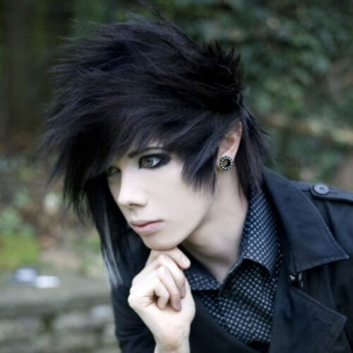 50 Punk Hairstyles For Guys Men Hairstyles World