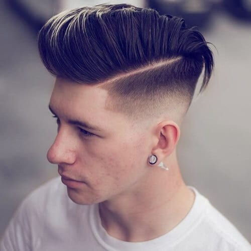 Hard Part Hairstyles