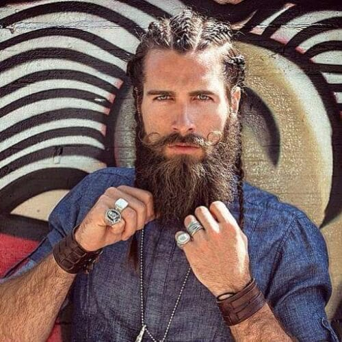 Hipster Braids for Men