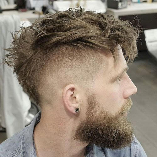 50 Creative Punk Hairstyles Men Hairstyles World