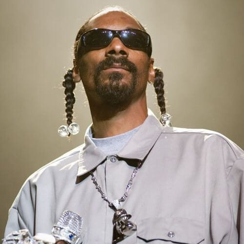 Snoop Dogg Braids for Men