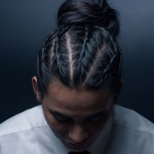 Soft Braids for Men