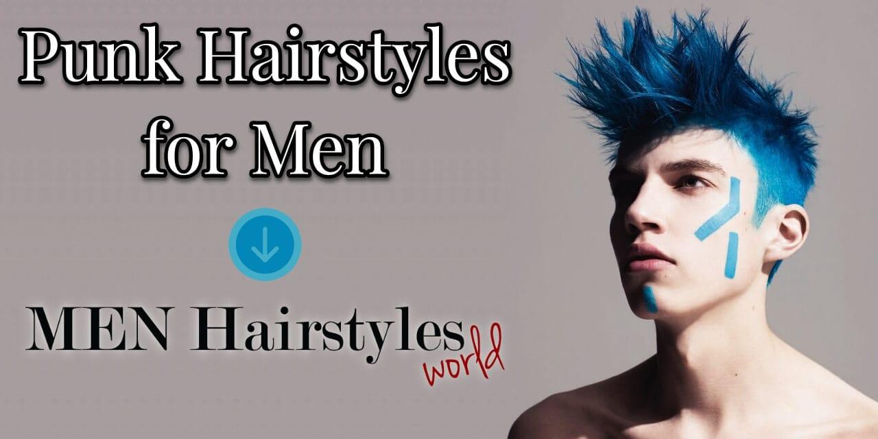 50 Creative Punk Hairstyles