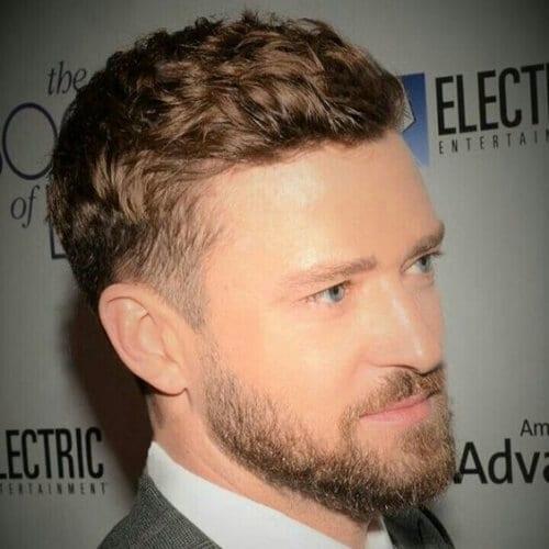 Choppy Justin Timberlake Hairstyles