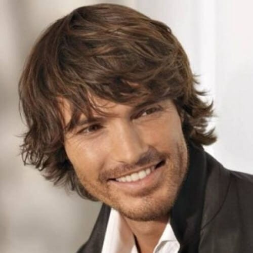 Perfect Classy Shaggy Hairstyles For Men