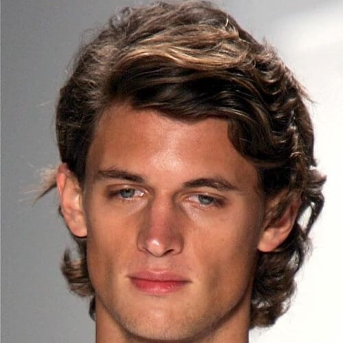 50 Shaggy Hairstyles for Men - Men Hairstyles World