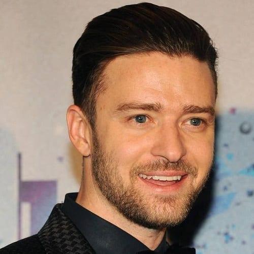 Dark Justin Timberlake Hairstyles