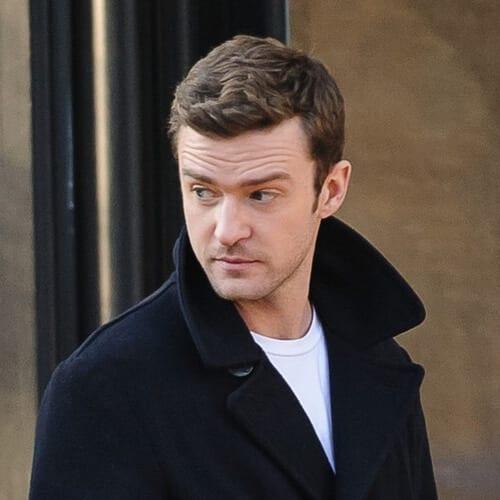Faux Hawk Justin Timberlake Hairstyles