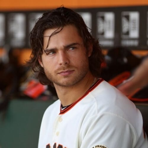 Flow Haircut Baseball Style