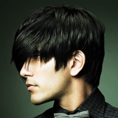 Layered Emo Hairstyles