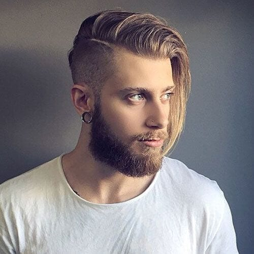 Medium Length Undercut Hairstyles