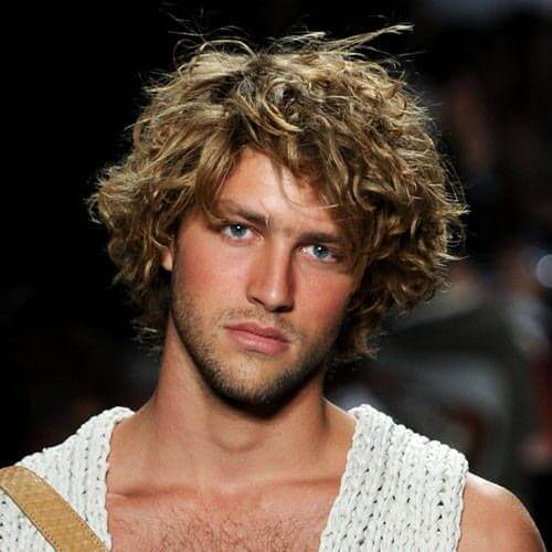 Men's Medium Short Hairstyles