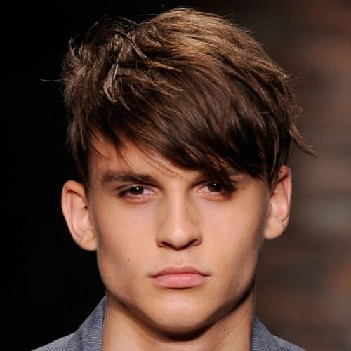 Shag Hairstyles for Men: 50 Cool Ideas - Men Hairstyles World