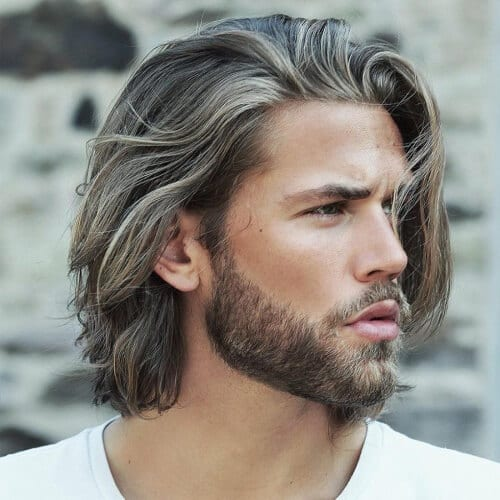 Nape-length Hairstyle