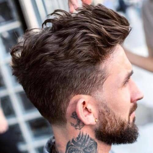 Quiff Hairstyle