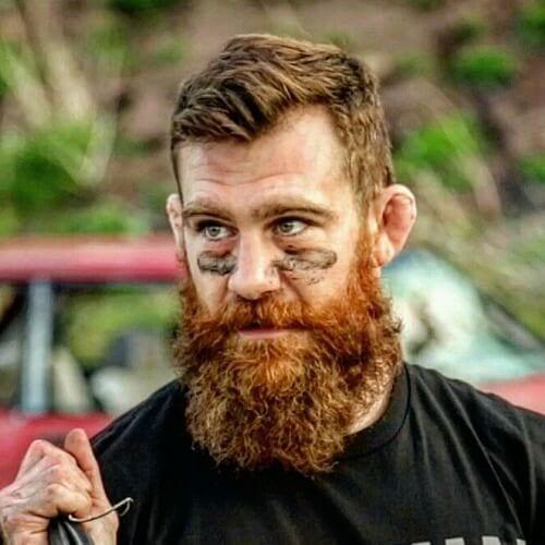 Shaggy Beard Styles