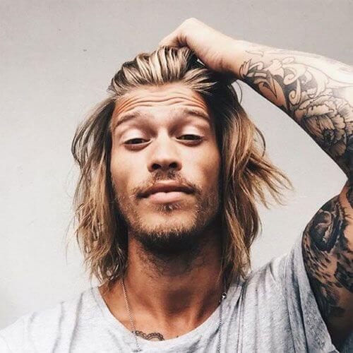 Surfer Hairstyle