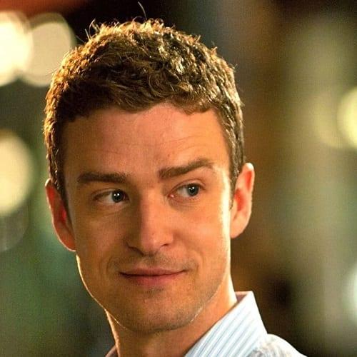 Textured Justin Timberlake Hairstyles