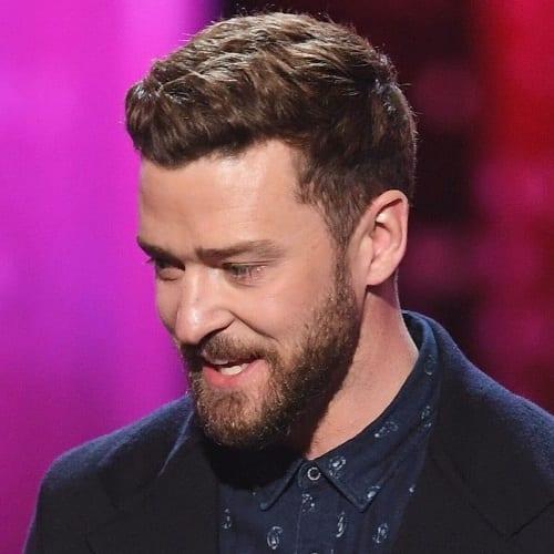 Thick Justin Timberlake Hairstyles