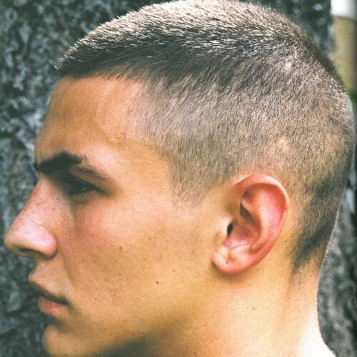 Buzz Cut Hairstyles
