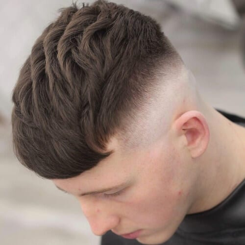French Crop Hairstyles