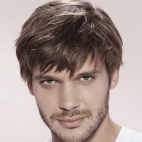 Front Bangs Hairstyles