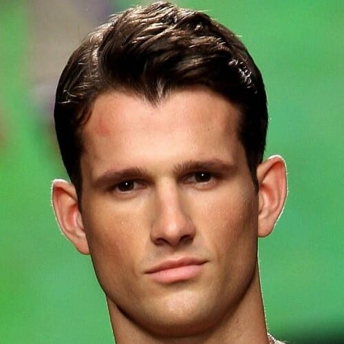 Neatly Trimmed Business Casual Hairstyles