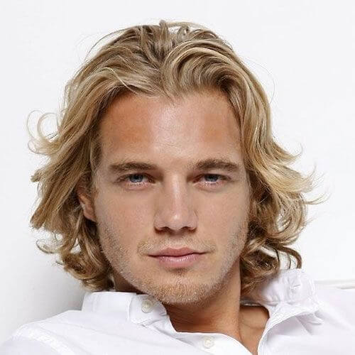 Shoulder-length Blonde Hairstyles