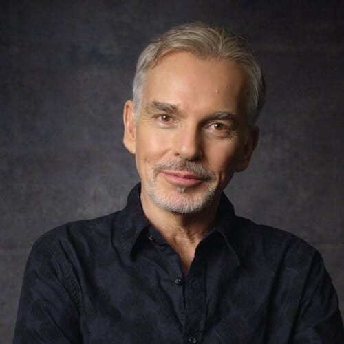 Billy Bob Thornton Hairstyles for Balding Men